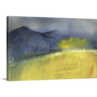 """Telluride Fall Rain"" Canvas Wall Art"