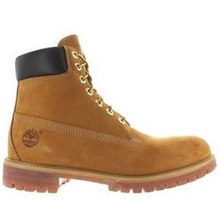 """Timberland Men's 10061 6"""" Premium Boot,Wheat,11 M - 11m"""