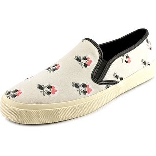 Coach Chrissy Canvas Fashion Sneakers