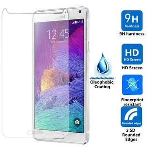 Premium Tempered Glass for Samsung Note 4