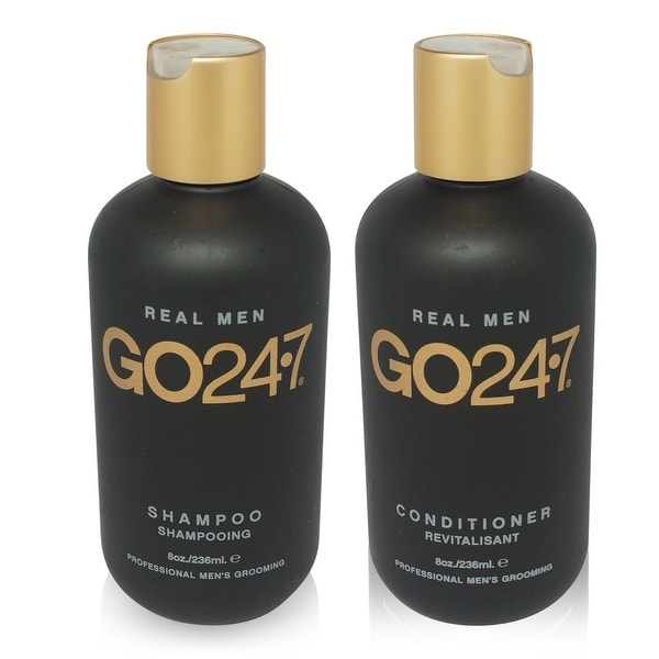 Unite GO247 Shampoo & Conditioner 8 Oz Combo Pack