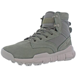"""Nike Mens SFB 6"""" NSW Leather Casual Boots Leather Weather Resistant - 6 medium (d)"""