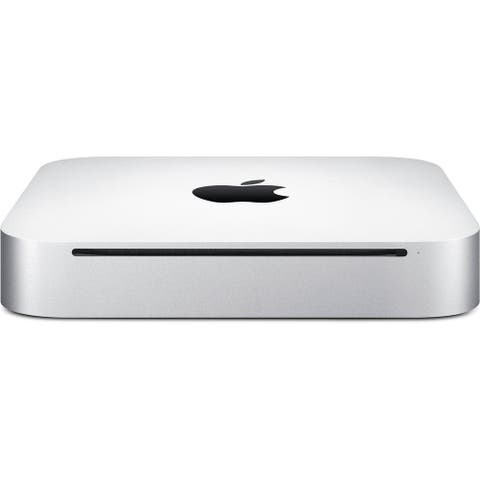 Apple Desktop PC Mac mini MC270LL/A Intel Dual Core 2GB RAM 320GB HDD Grade B - Silver