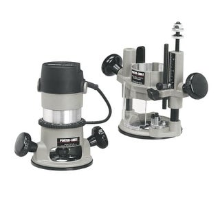 "Porter Cable 693LRPK 1-3/4 HP Multi-Base Router Kit with 11 Amp Motor for 1/4"" a"