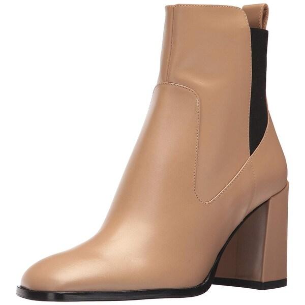 ee40e197954 Shop Via Spiga Womens delaney Leather Square Toe Ankle Fashion Boots ...