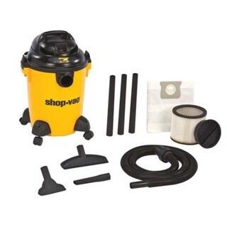 Shop-Vac 9650600 Pro Series Wet/Dry Vacuum, 6 Gallon