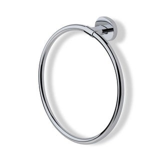 Link to Nameeks DI07 StilHaus Towel Ring - Chrome Similar Items in Bath