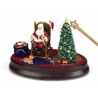Mr. Christmas Magical Night Before Christmas Musical Table Top Decoration #79705
