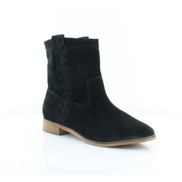 TOMS Laurel Women's Boots Black