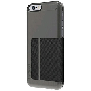 Incipio Highland Case Cover for Apple iPhone 6 (Gunmetal/Black) - IPH-1183-GMTLB