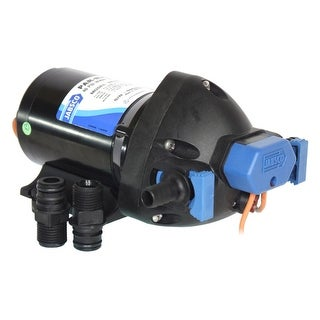 Jabsco Automatic Water System Pump 3.5Gpm 25Psi 12VDC - 32600-0292