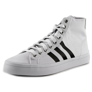 Adidas CourtVantage MID   Round Toe Canvas  Sneakers
