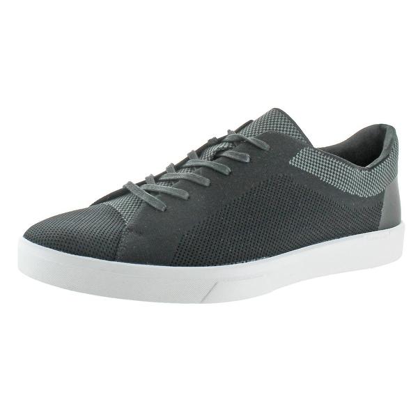 Calvin Klein Men's Ion Knit Weave Low-Top Fashion Sneaker Shoes