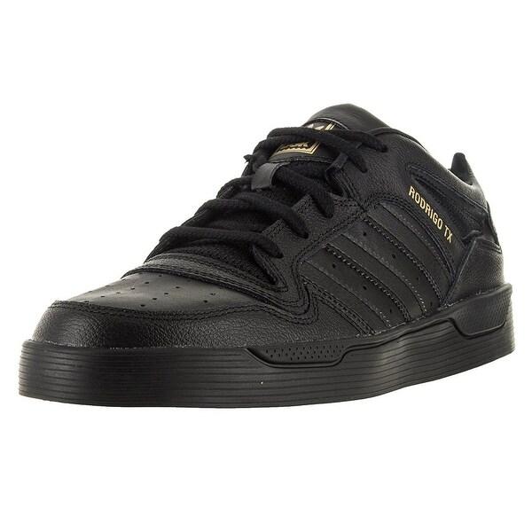 Adidas Men's Locator Basketball Shoe - cblack/cblack/goldmt