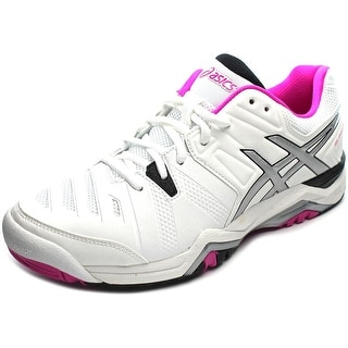 Asics Gel-Challenger 10 Women  Round Toe Synthetic White Sneakers