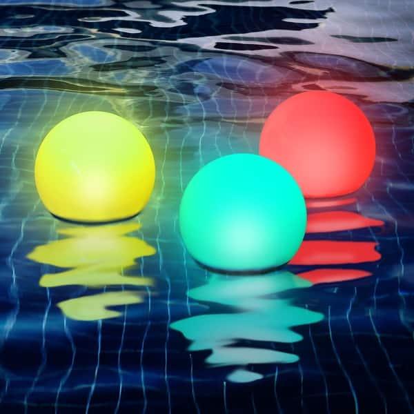 Floating Globe Lights Indoor Outdoor