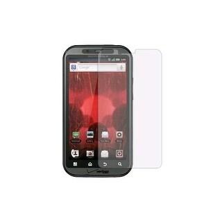 OEM Verizon Droid Bionic XT875 Anti-Glare Screen Protectors (Clear, 3-Pack) (Bul