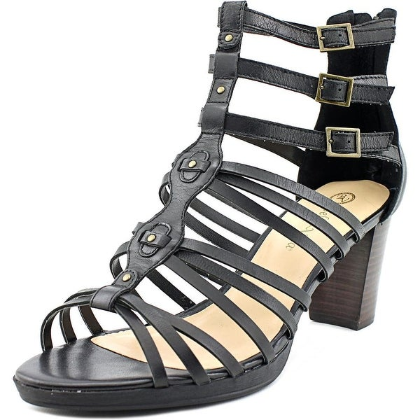 Bella Vita Layne Women WW Open Toe Leather  Sandals