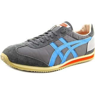 Onitsuka Tiger by Asics California 78 Vin Round Toe Suede Sneakers