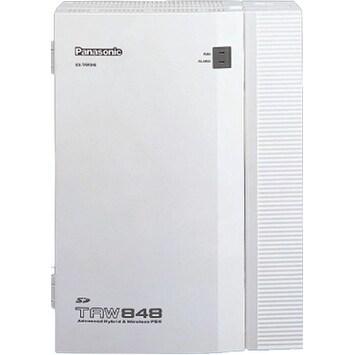 Refurbished Panasonic KX-TAW848-R Advanced Hybrid Wired / Wireless Telephone System