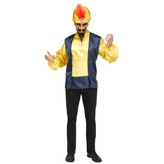 Adult Zoltar Speaks Fortune Teller Costume size Standard - standard - one size