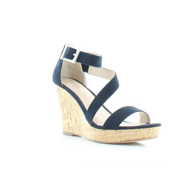Shop Charles by - Charles David Leanna Women's Sandals Navy - by - 21550953 fd3852
