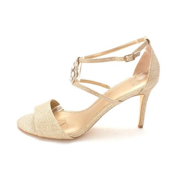 Belle Womens Brandy Open Toe Formal Strappy Sandals - 10
