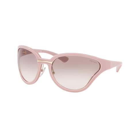 Prada PR 22VS 5031L0 68 Pink Woman Butterfly Sunglasses