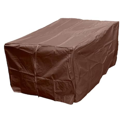 """AZ Patio Heaters Cover for Model FS-1010-T-12 and FS-1212-T-10 - 50""""L x 38""""W x 23""""H"""