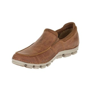 Caterpillar Mens Relente Loafers in Brown