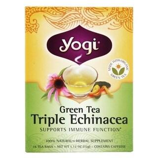 Yogi Tea Green Tea Super Antioxidant (16 Bags)