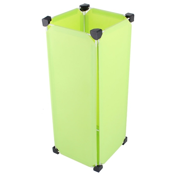 Office Household Removable Rectangular Shaped DIY Umbrella Stand Holder Container