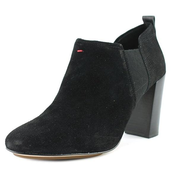 ED Ellen DeGeneres Mahoney Black Boots