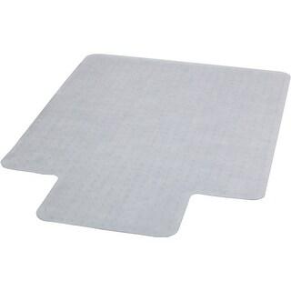 Offex 45'' x 53'' Carpet Chairmat with Lip [OF-MAT-CM11233FD-GG]