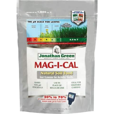 Jonathan Green 11348 MAG-I-CAL Pelletized Calcium Fertilizer, 1000 Sq. Ft.