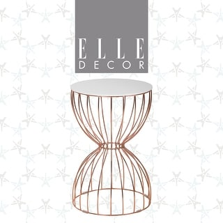 Link to Elle Decor Cami Side Table Similar Items in Living Room Furniture