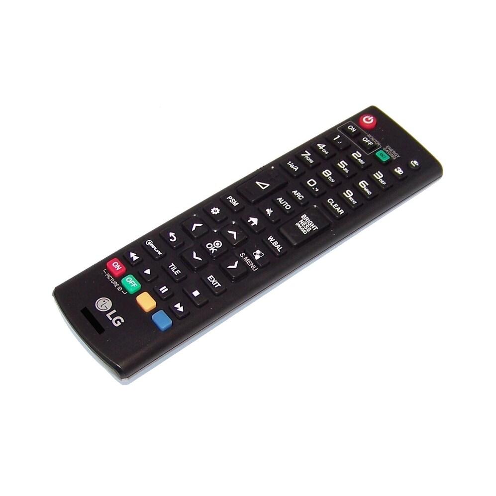 65SK8000AUB 65SK8000P-UA OEM LG Remote Control Shipped with 65SK8000A 65SK8000P 65SK8000PUA 65SK8000A-UB