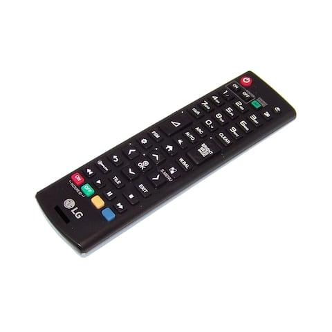 OEM LG Remote Control Shipped With 55SM5KDB, 55SM5KD-B, 55TC3D, 55TC3DB