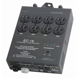 Eliminator Lighting EX16 Controllers Stage Light Accessory