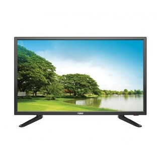 "24"" Naxa LED 12 Volt AC/DC Widescreen 1080p HD Television and Media Player - Black"