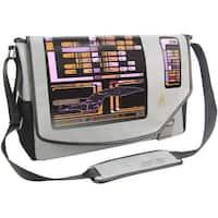 "Star Trek: The Next Generation LCARS 15"" Messenger Bag - Multi"