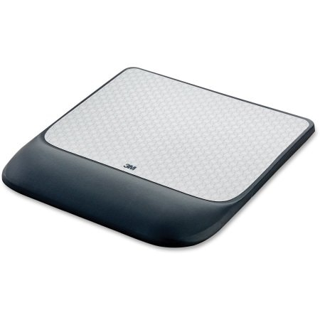 3M Precise Mw85b - Mouse Pad With Wrist Pillow