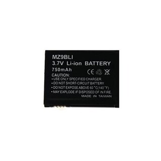 Technocel Lithium Ion Standard Battery for Motorola V8, V9, V9m, V9x, Z9