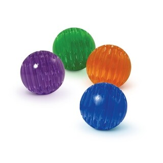 Jelly Smacker Stress Releif Squeeze Balls (Option: Red)