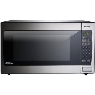 Panasonic 2.2 cu ft. Microwave Oven Luxury MWO Inverter 1250 watt