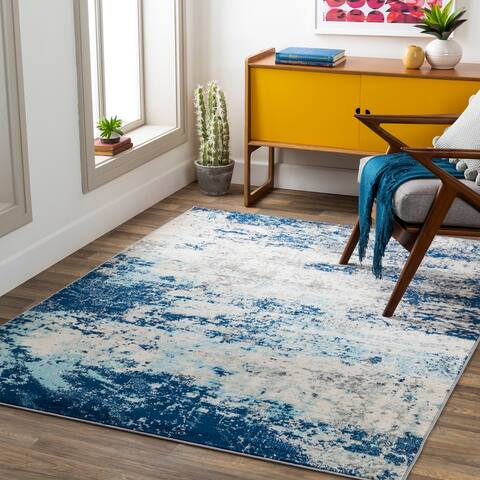 Marc Modern Abstract Area Rug
