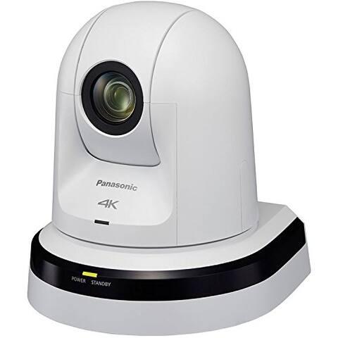 Panasonic AW-UE70 4K Integrated Day/Night PTZ Indoor Camera 20x Optical Zoom (White)