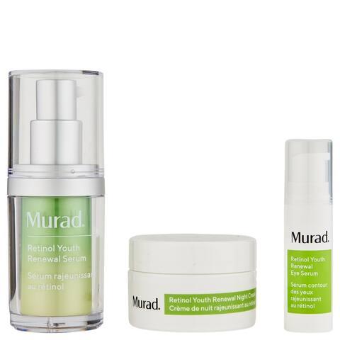Murad Ready, Radiant, Retinol