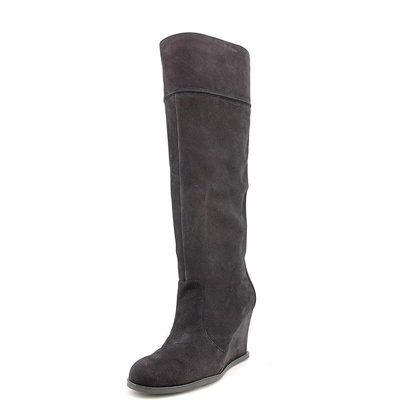 Me Too Womens brayden Fabric Almond Toe Knee High Fashion Boots - 8