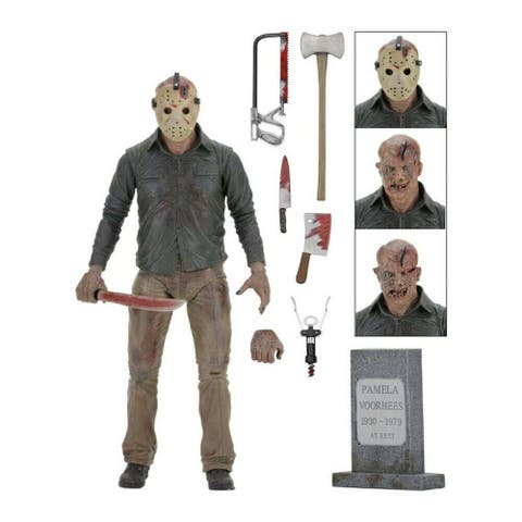 Neca Friday the 13th Ultimate Part 4 Jason 7-Inch Action Figure